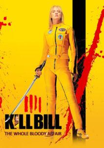 Kill Bill Affiche de Quentin Tarantino