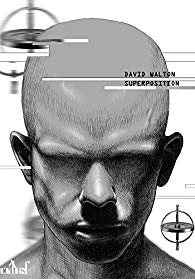 Livre Superposition de David Walton