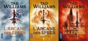 L'Arcane des épées de Tad Williams