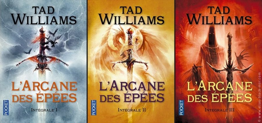 L'Arcane des épées de Tad Williams