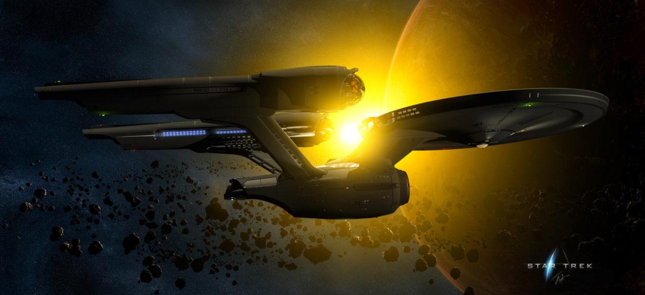 Starship Star Trek