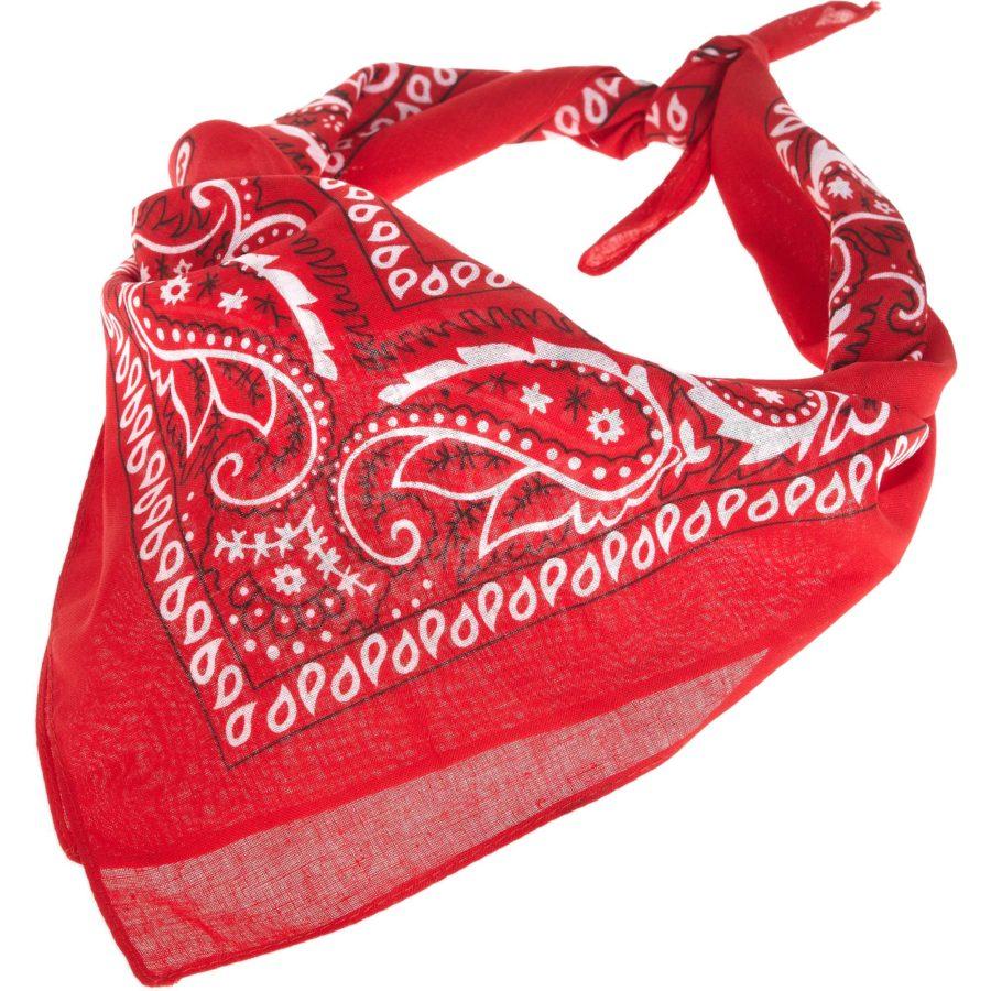 Le bandana rouge de Renaud