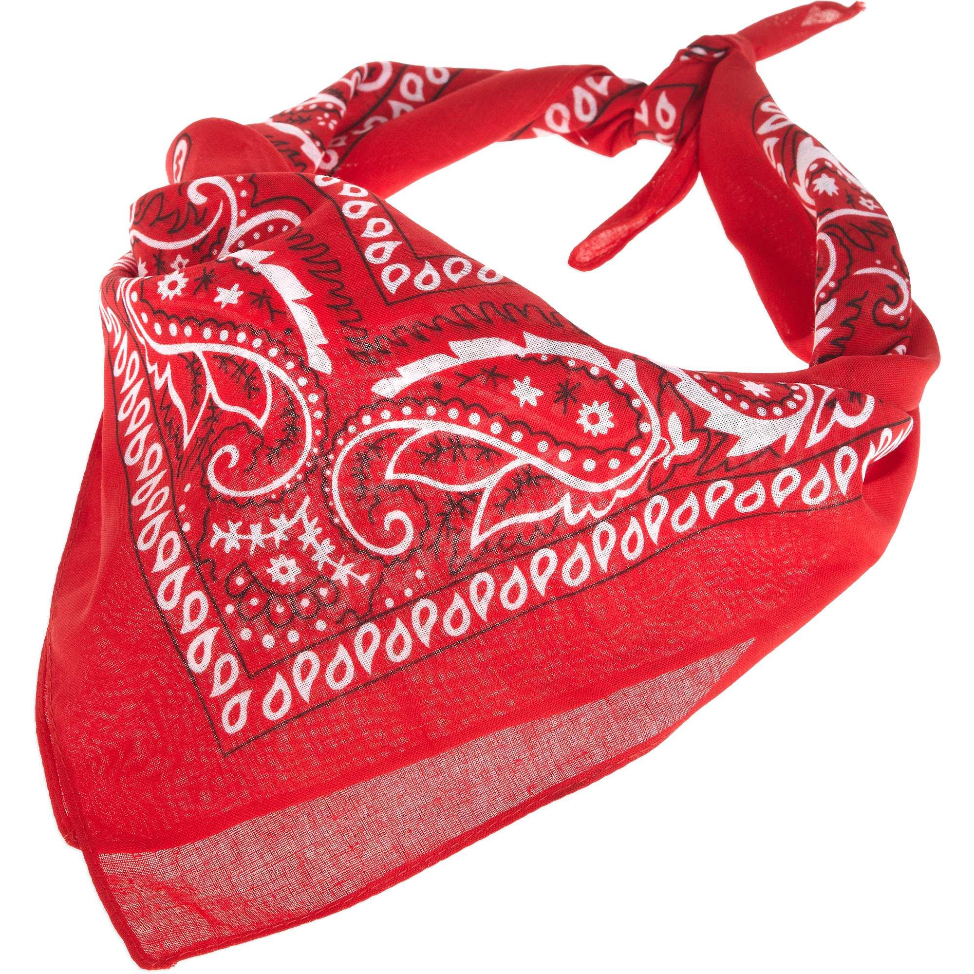 bandana-rouge