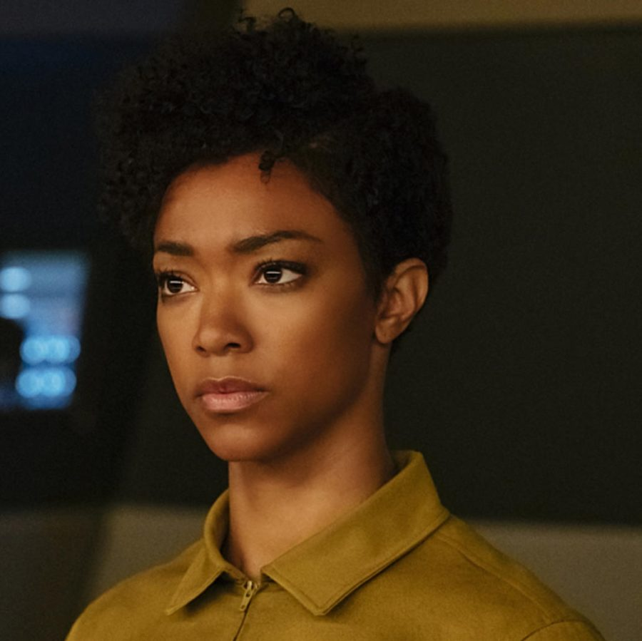 Michael Burnham-Star Trek Discovery