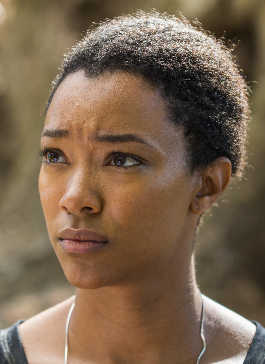 Sasha Williams-Walking Dead