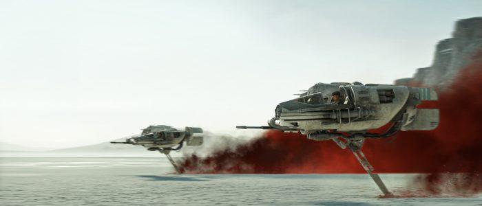 Star Wars-Les Derniers Jedi-Planète Salée