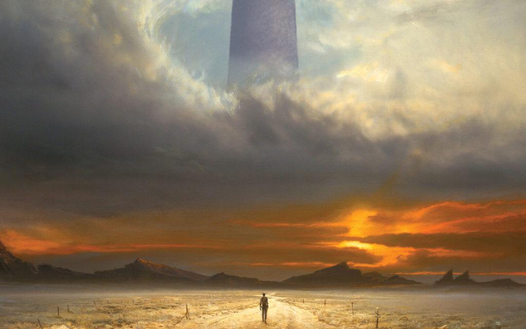 Le pistolero-La tour sombre-Stephen King