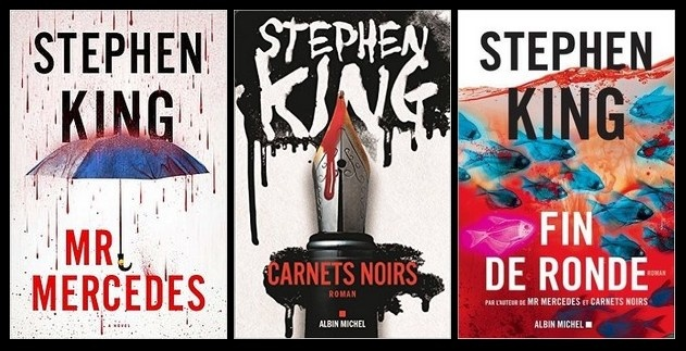 Stephen King – Trilogie Bill Hodges
