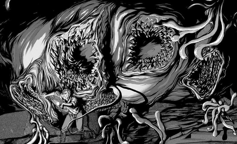 Créature de l'univers de Lovecraft