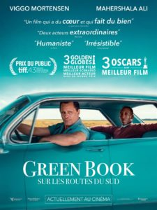 Affiche Green Book Sur Les Routes Du Sud