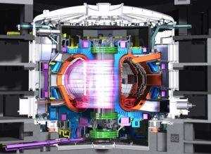 ITER - Le projet du tokamak de 2025