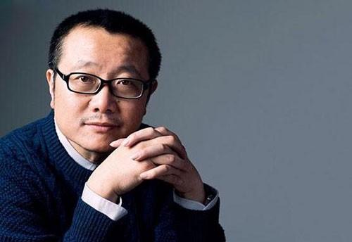 Liu Cixin portrait