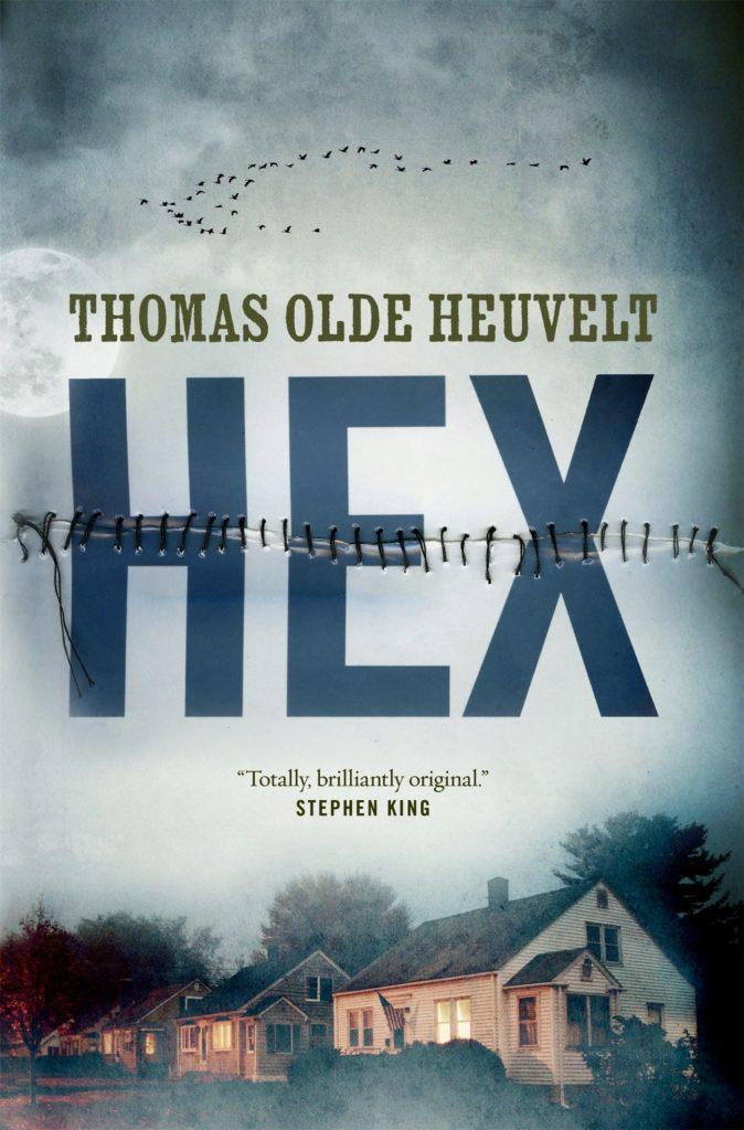 HEX de Thomas Olde Heuvelt