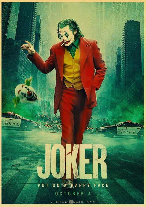 Joker - Affiche du film