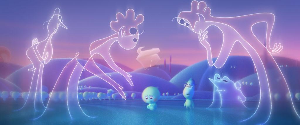 Soul de Pixar : les entités quantiques