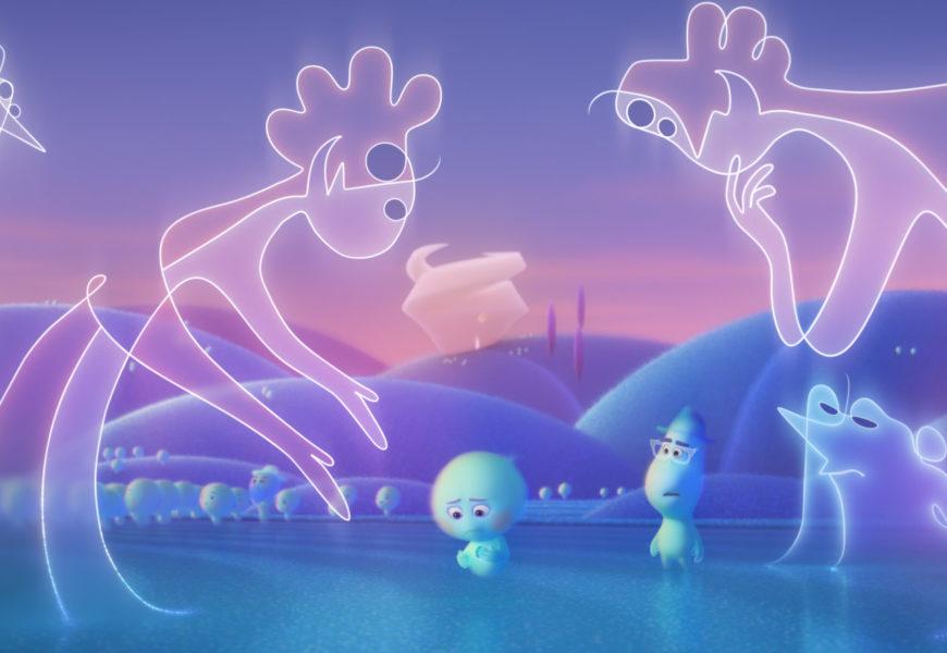 Soul ou le pouvoir de la pizza – Pixar