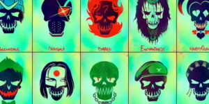 Suicide Squad - Les super vilains